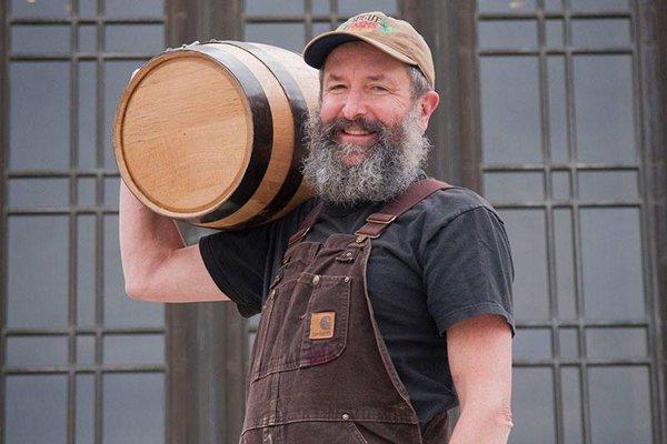 john-with-barrel